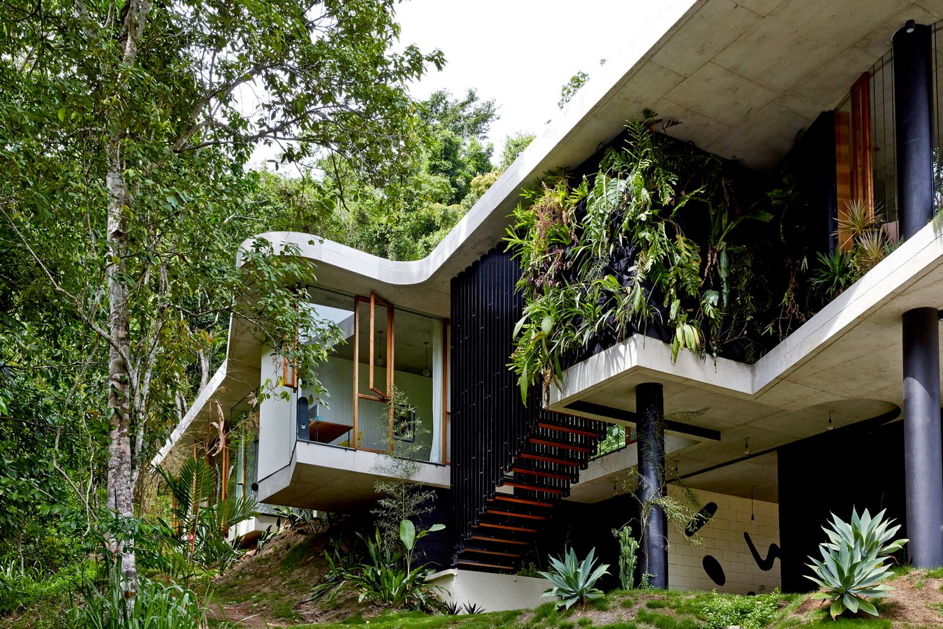 20 Best Examples of Contemporary style house - Sheet30