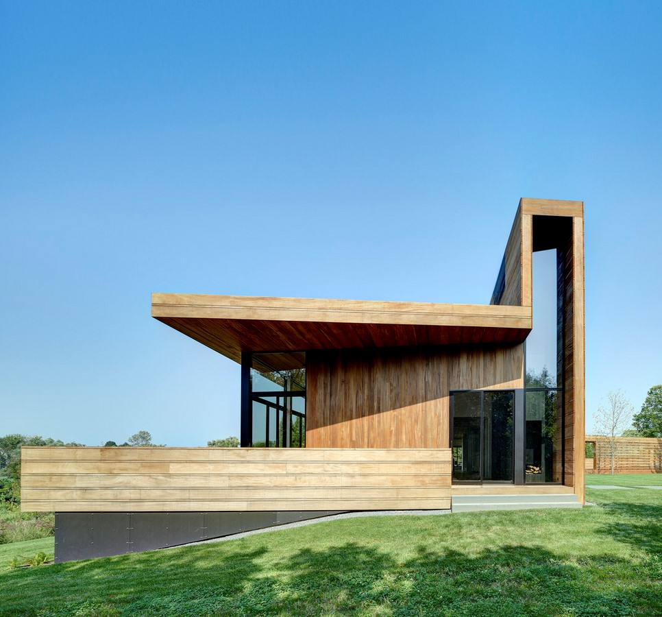 20 Best Examples of Contemporary style house - Sheet33