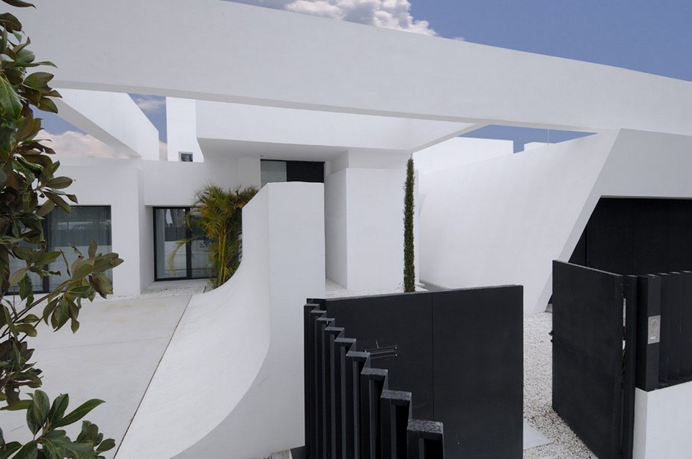 20 Best Examples of Contemporary style house - Sheet36
