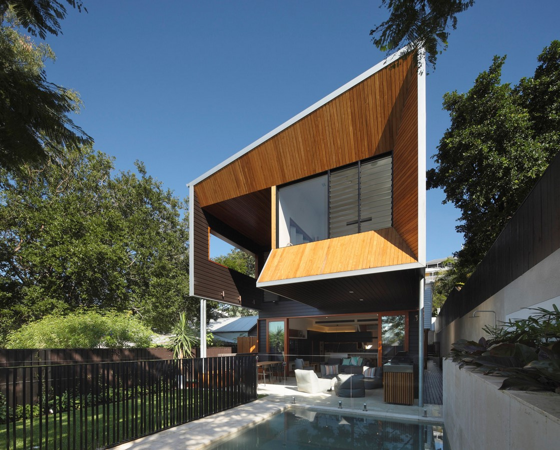 20 Best Examples of Contemporary style house - Sheet37