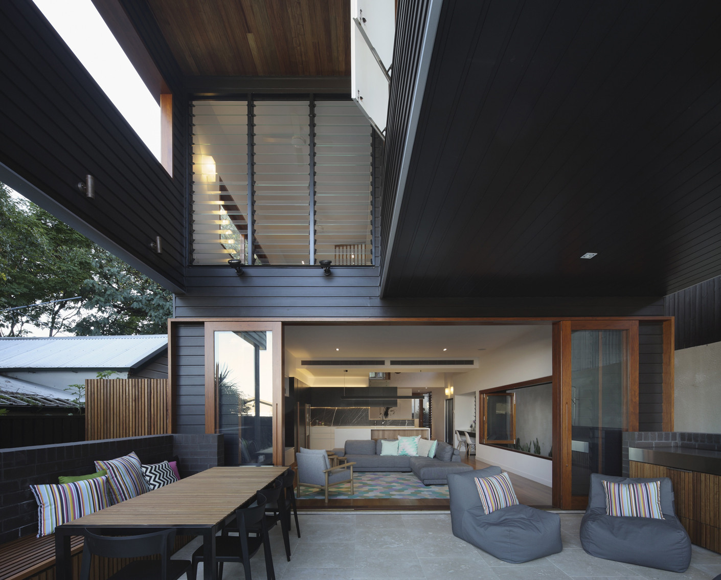 20 Best Examples of Contemporary style house - Sheet38