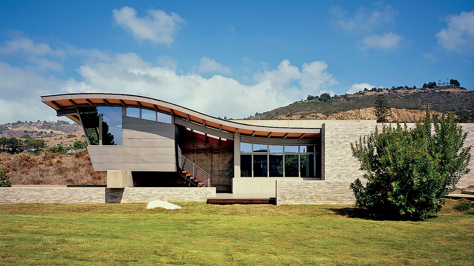 20 Best Examples of Contemporary style house - Sheet39