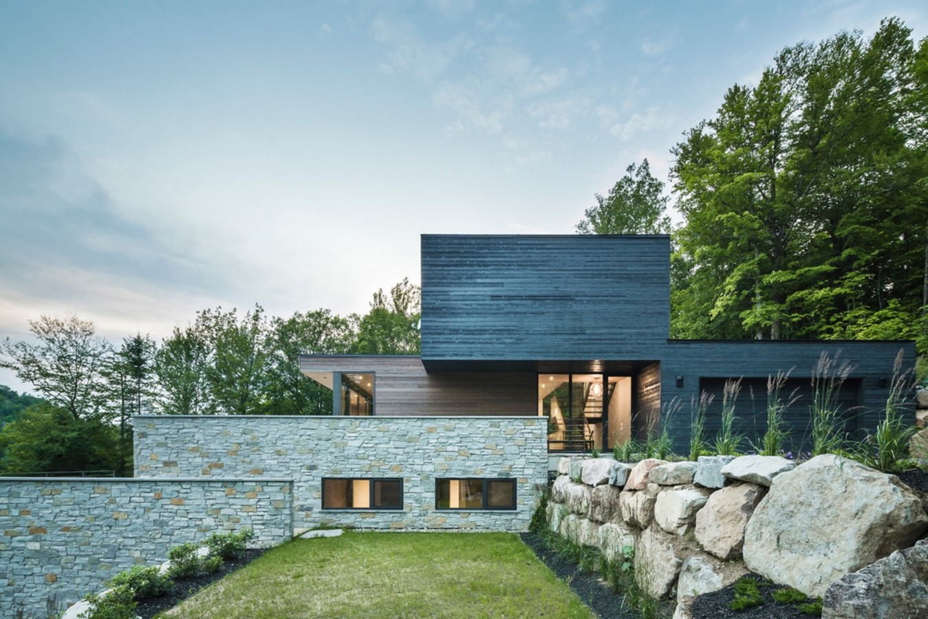 20 Best Examples of Contemporary style house - Sheet5