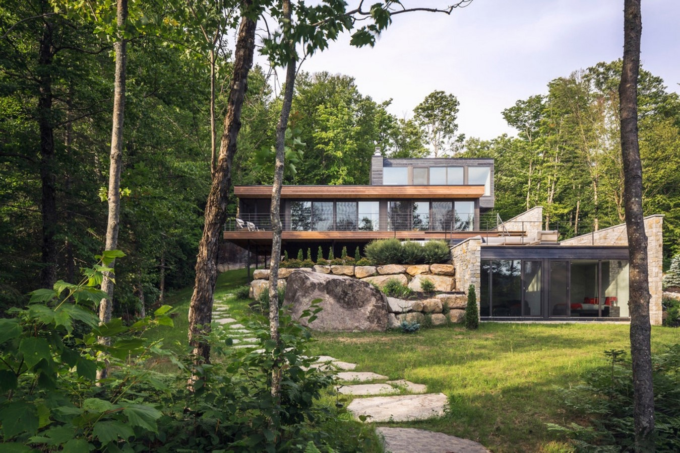20 Best Examples of Contemporary style house - Sheet6