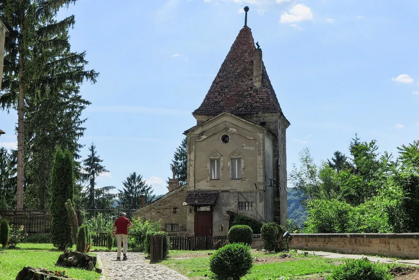 Places to visit in Sighișoara for the Travelling Architect Sheet13