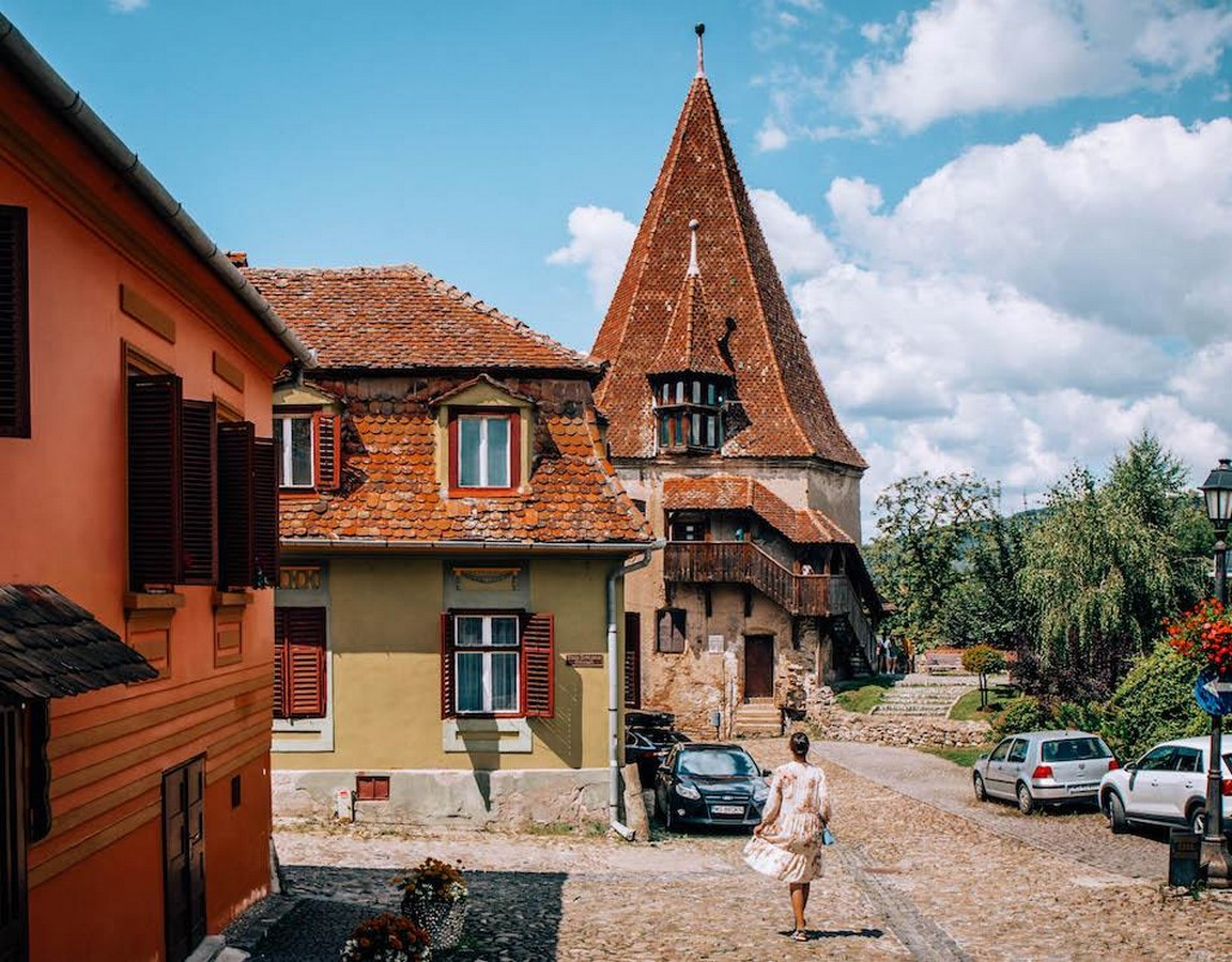 Places to visit in Sighișoara for the Travelling Architect Sheet18
