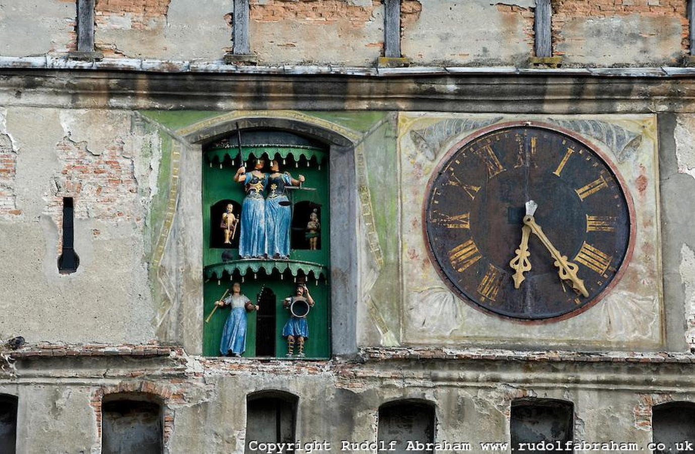 Clock Tower of Sighișoara - Sheet2