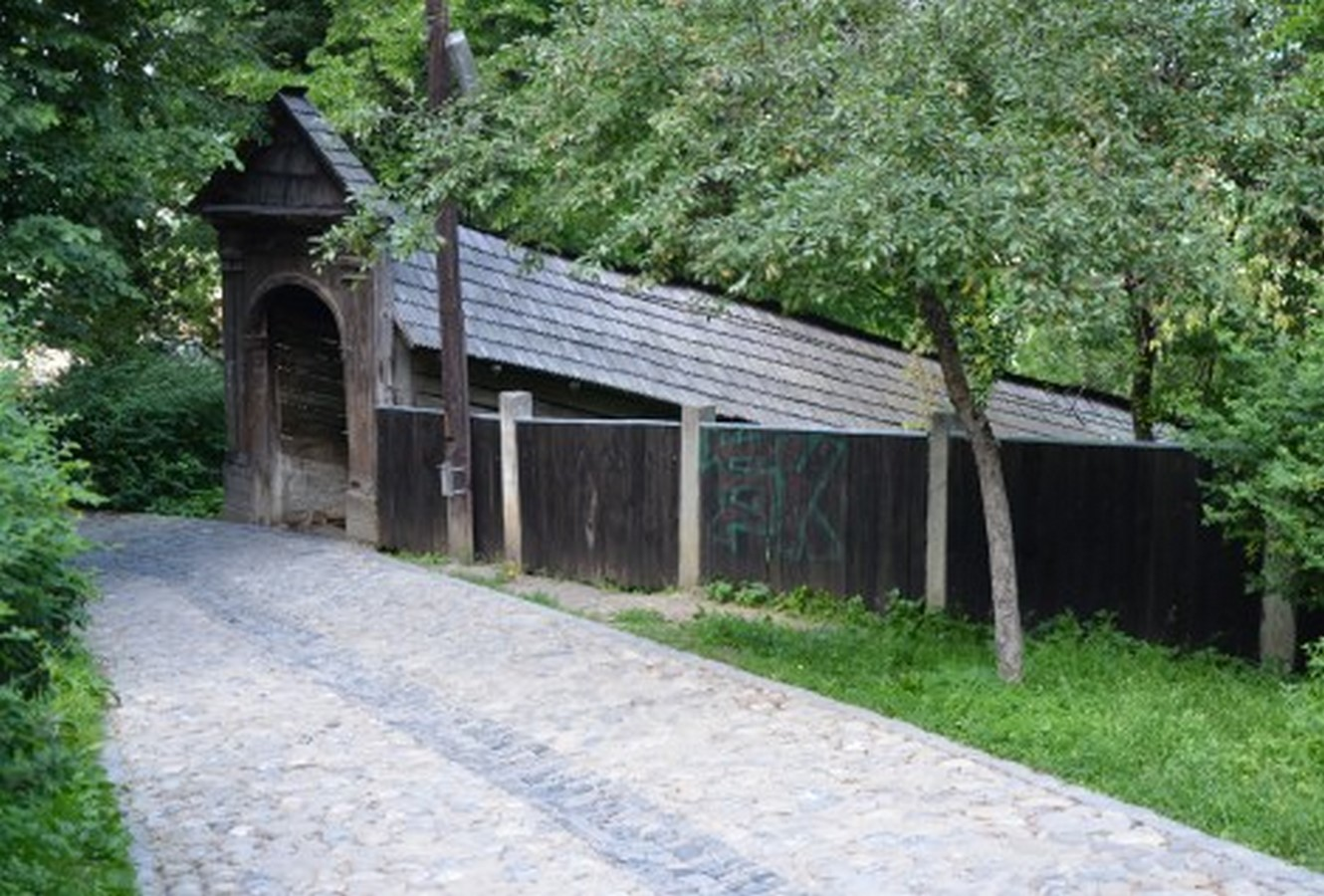 Places to visit in Sighișoara for the Travelling Architect Sheet21