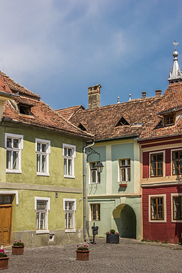 Places to visit in Sighișoara for the Travelling Architect Sheet30