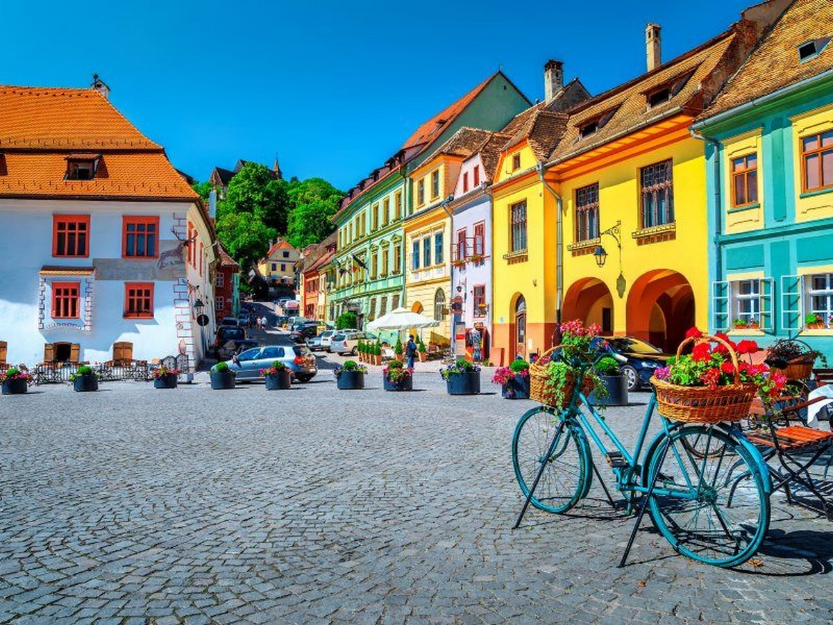 Places to visit in Sighișoara for the Travelling Architect Sheet32
