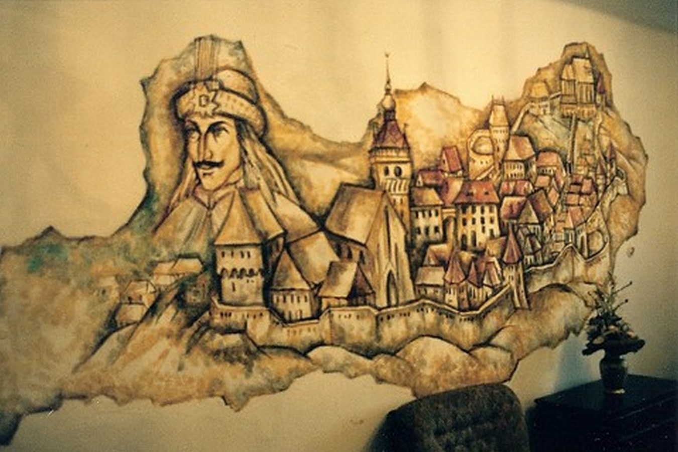 Places to visit in Sighișoara for the Travelling Architect Sheet34