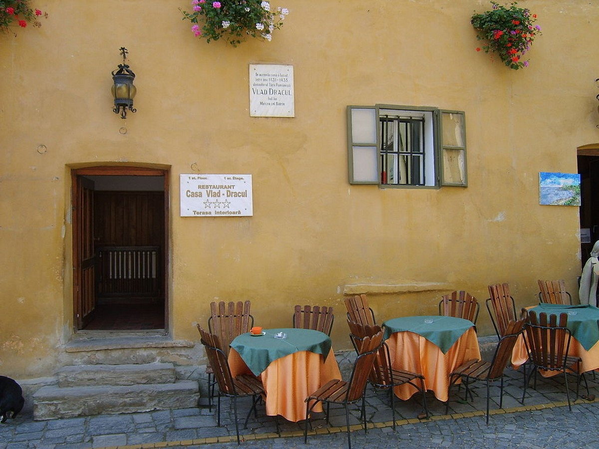 Places to visit in Sighișoara for the Travelling Architect Sheet35