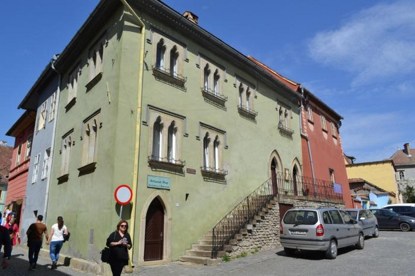 Places to visit in Sighișoara for the Travelling Architect Sheet36