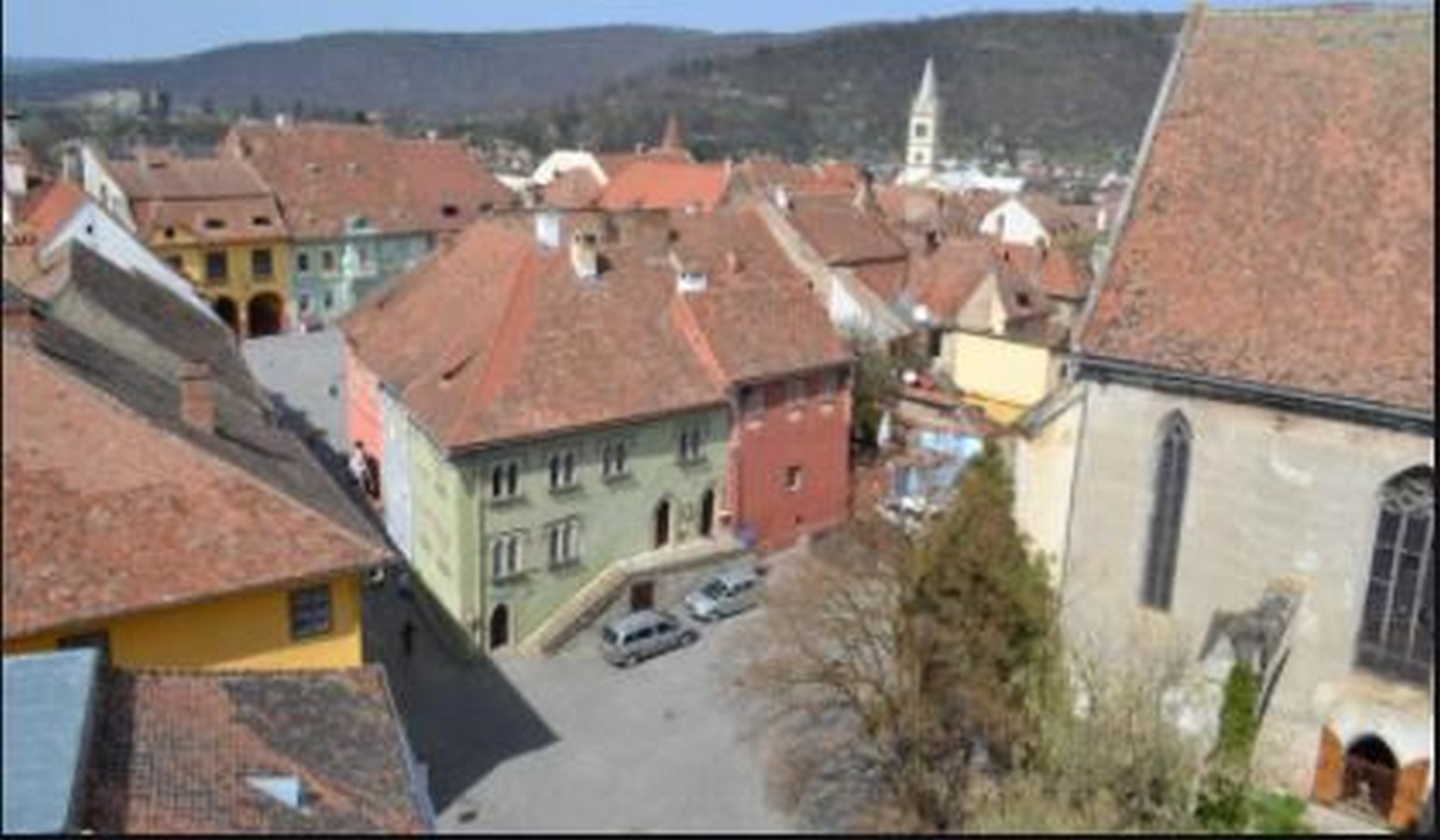 Places to visit in Sighișoara for the Travelling Architect Sheet37
