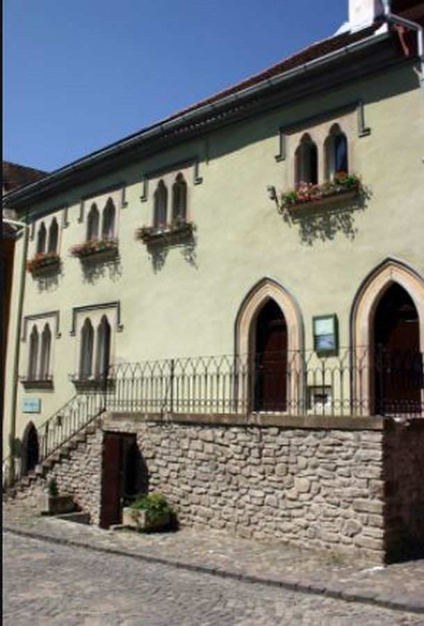 Places to visit in Sighișoara for the Travelling Architect Sheet38