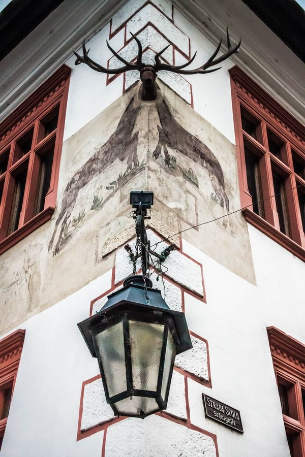 Places to visit in Sighișoara for the Travelling Architect Sheet40