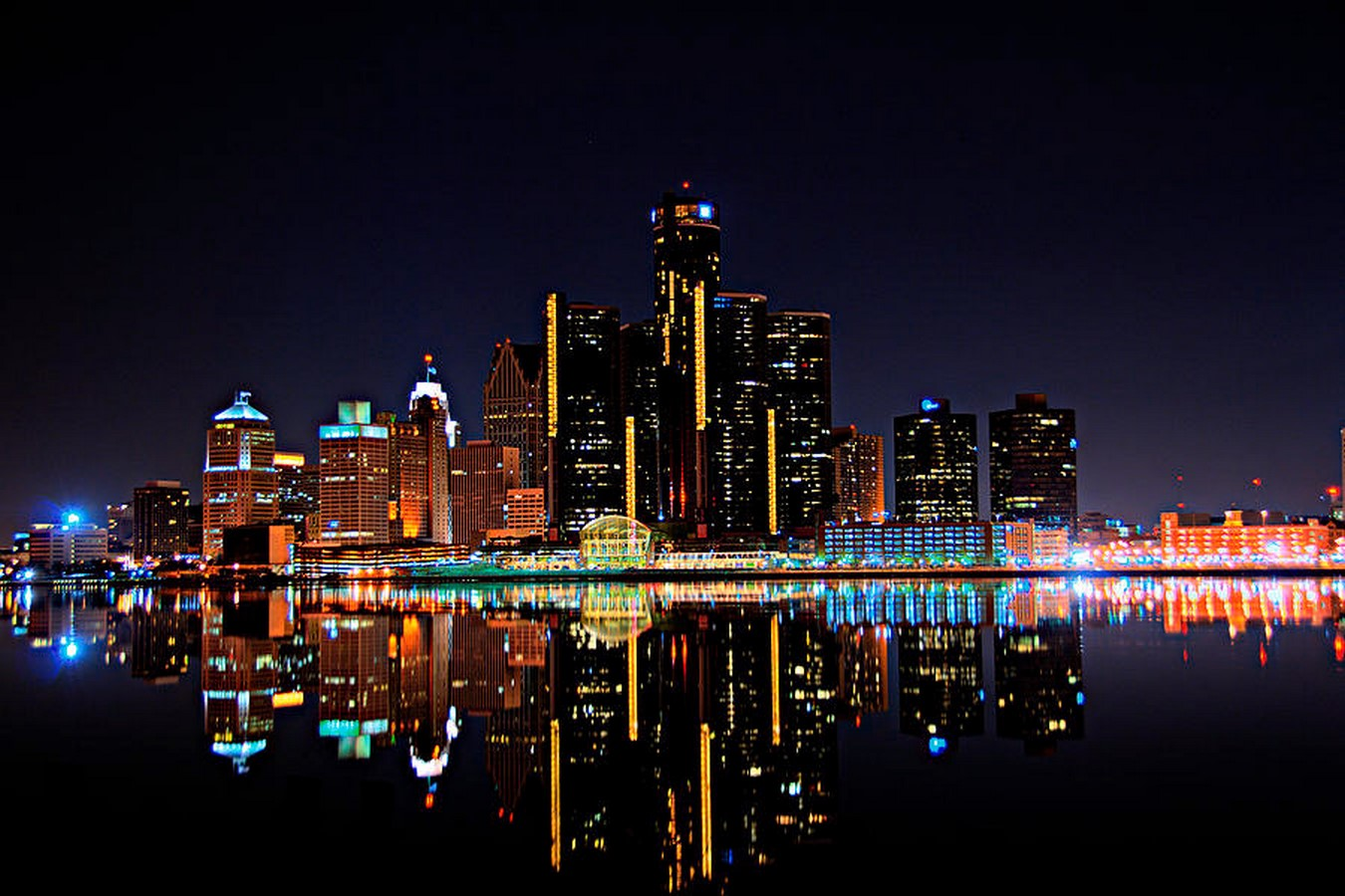 Places to visit in Detroit for the Travelling Architect - Sheet1