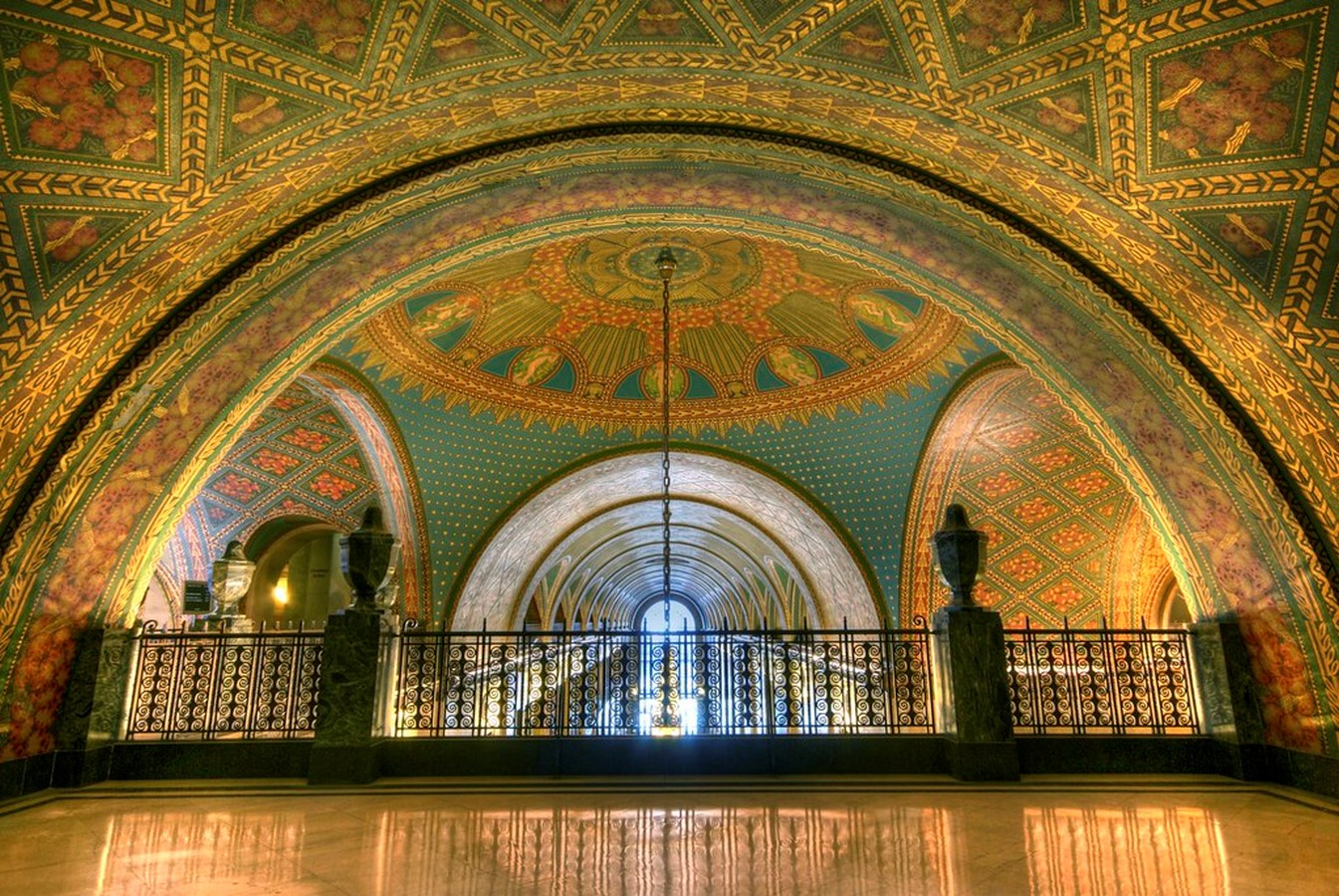 Places to visit in Detroit for the Travelling Architect - Sheet12