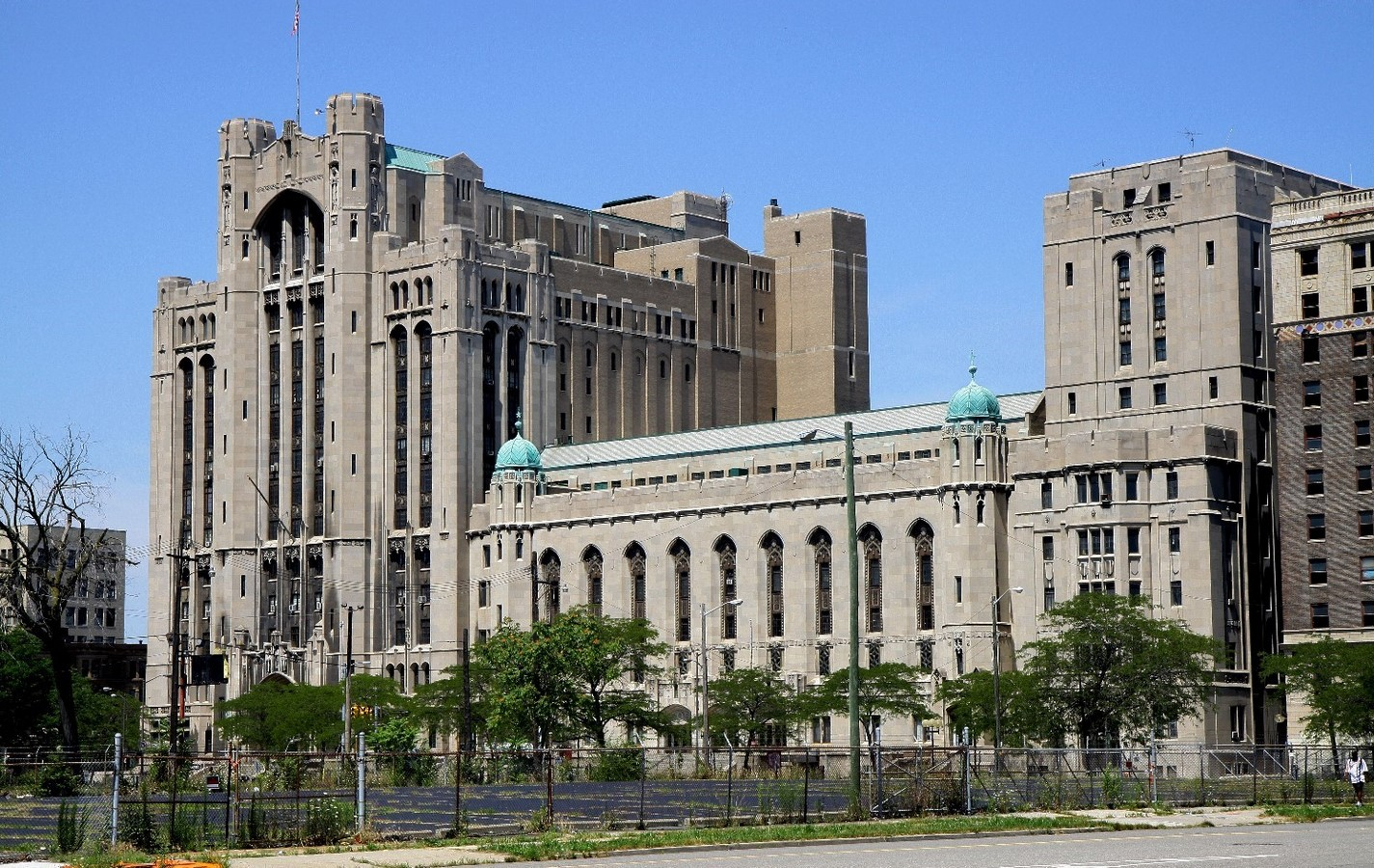 Places to visit in Detroit for the Travelling Architect - Sheet22