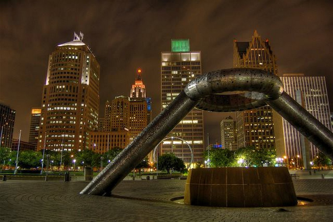 Places to visit in Detroit for the Travelling Architect - Sheet38
