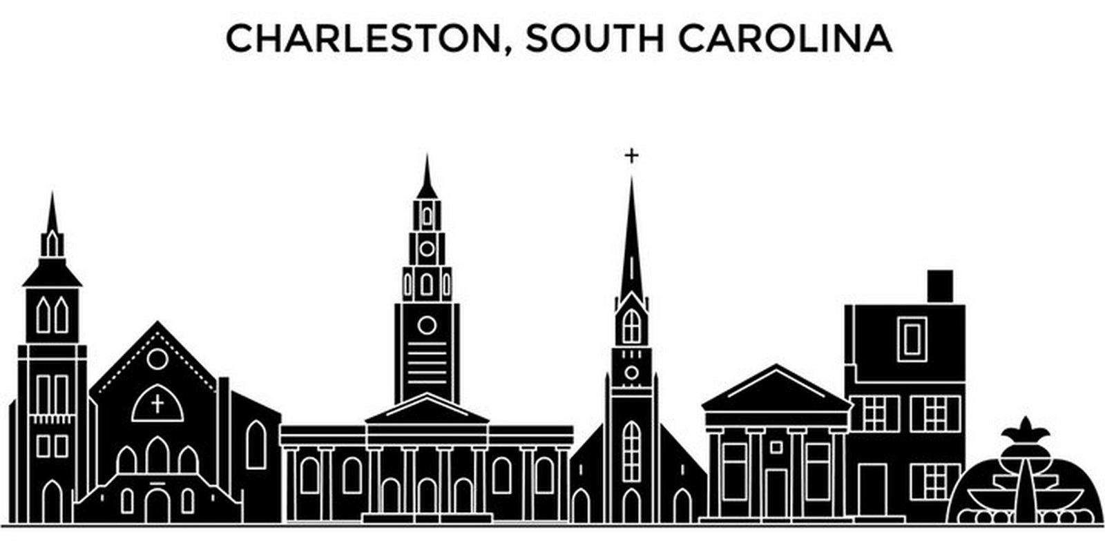 Places to visit in Charleston for the Travelling Architect - Sheet1