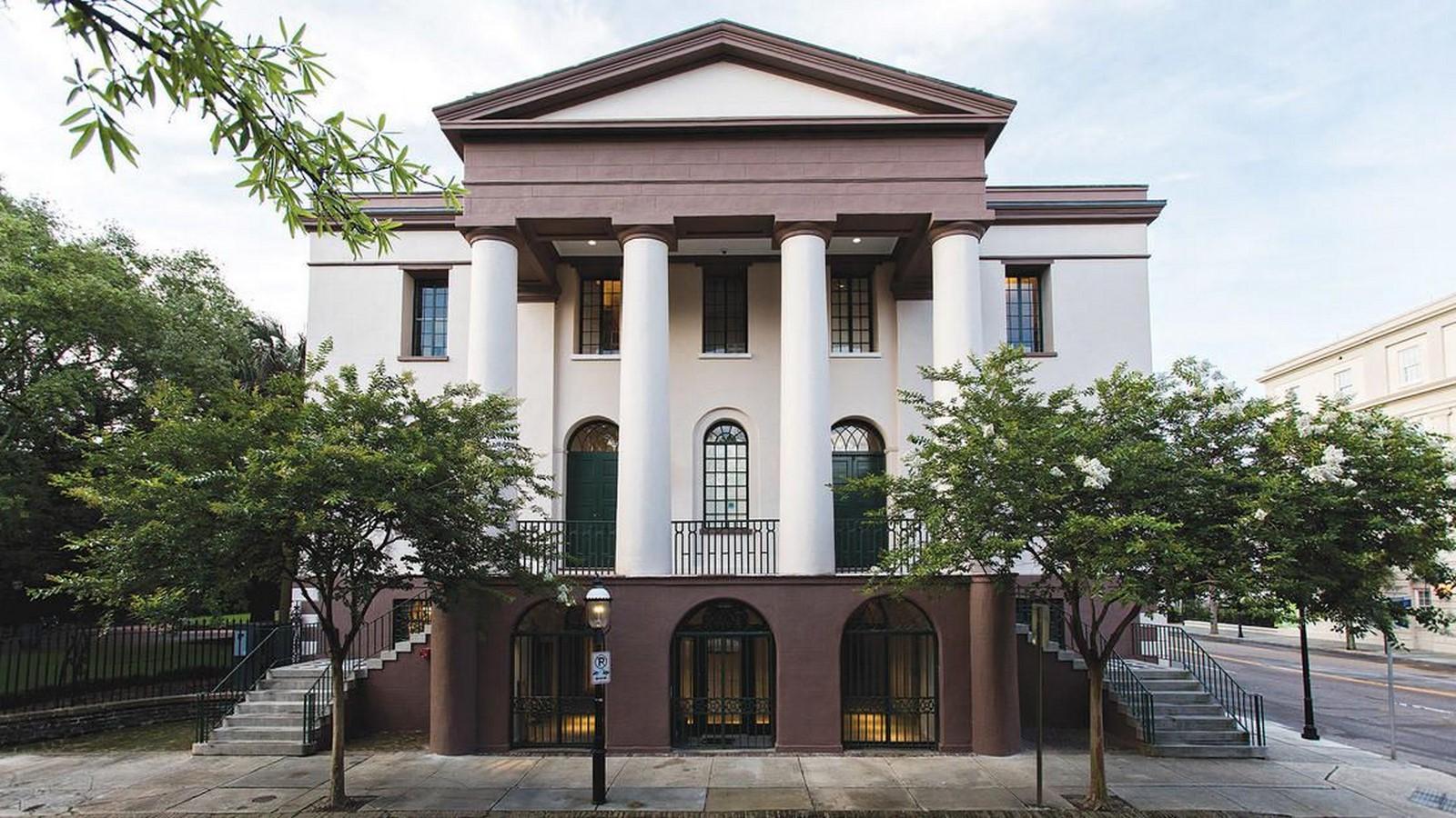 South Carolina Historical Society Museum - Sheet3