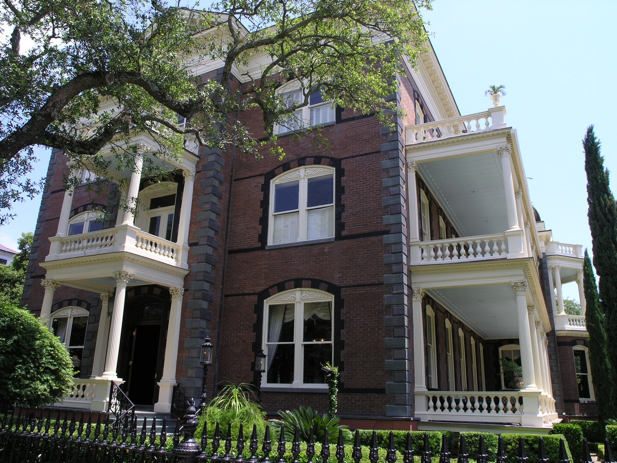 Calhoun Mansion - Sheet3