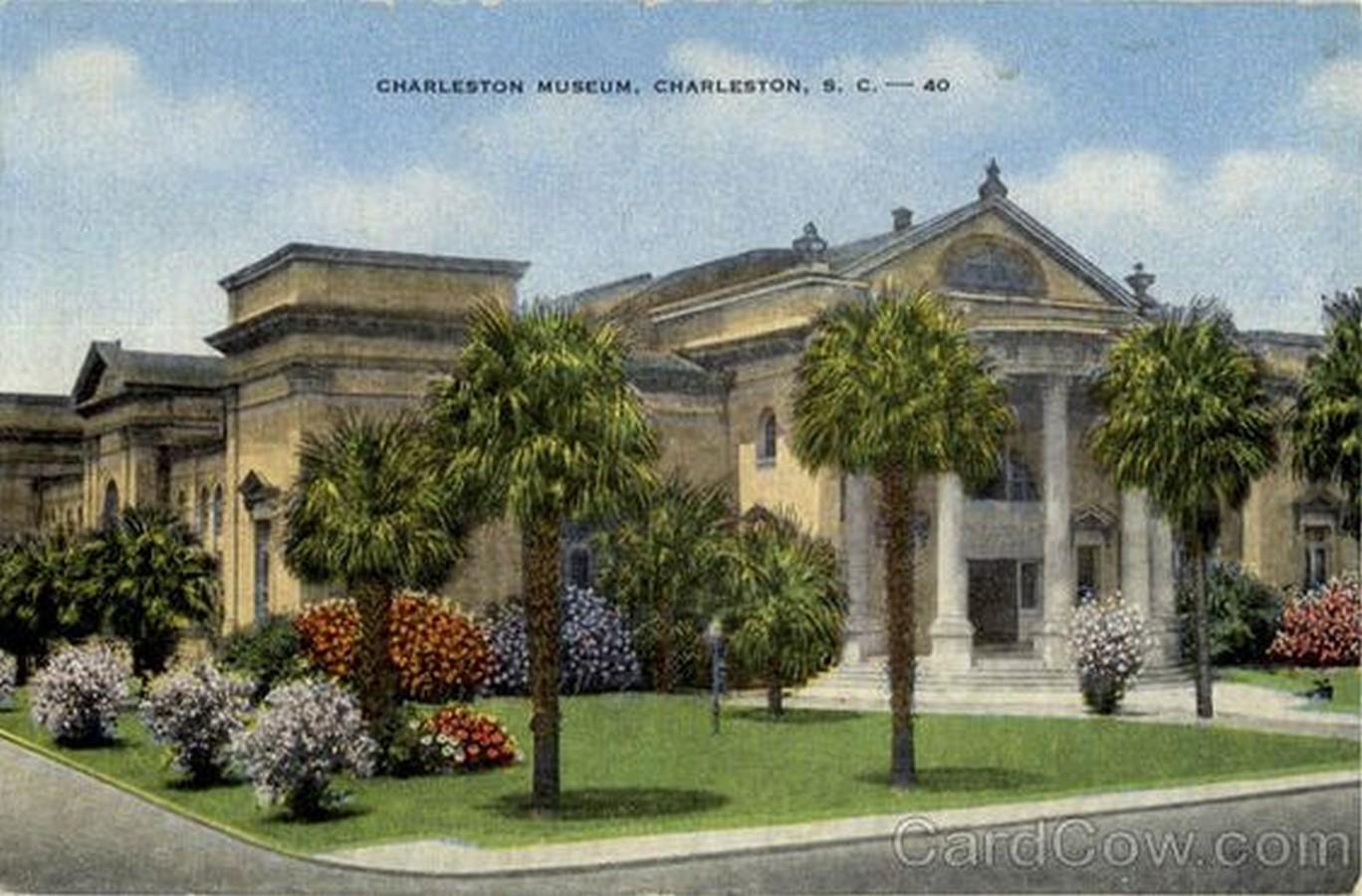 The Charleston Museum - Sheet1