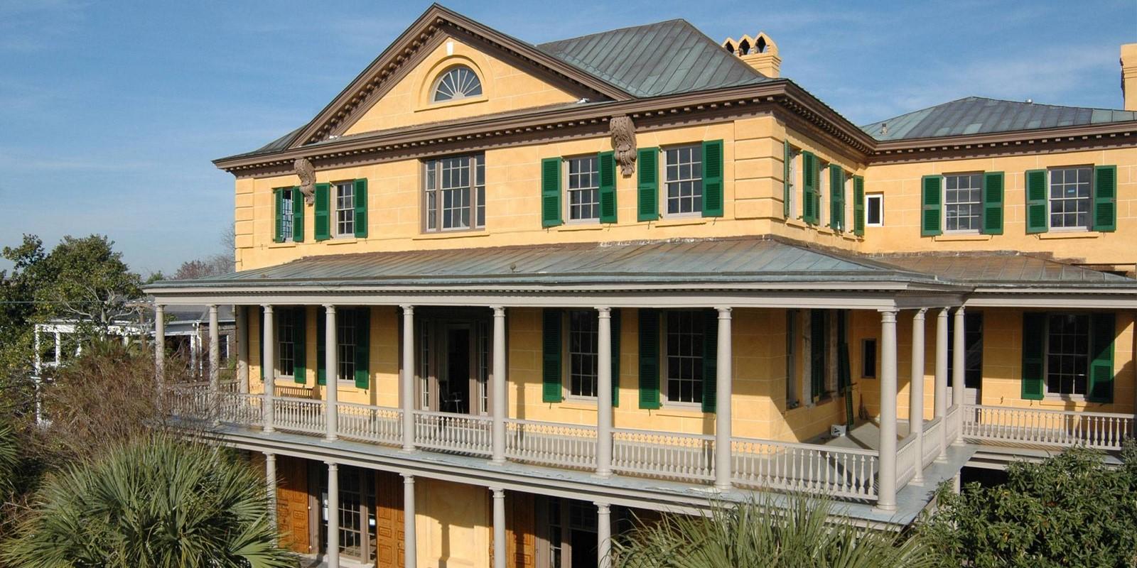 The Aiken-Rhett House Museum - Sheet2