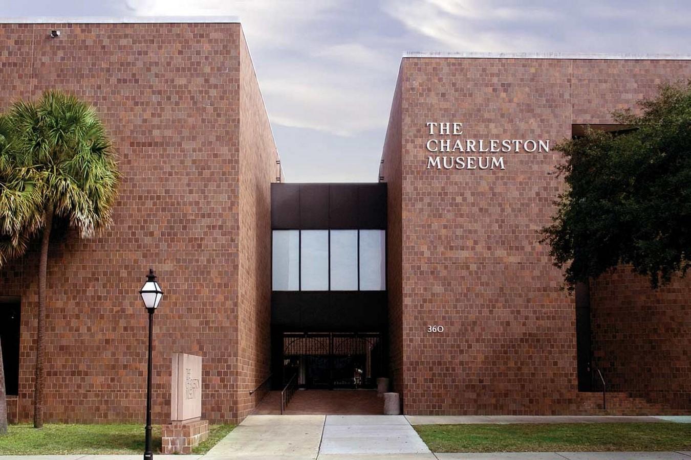 The Charleston Museum - Sheet2