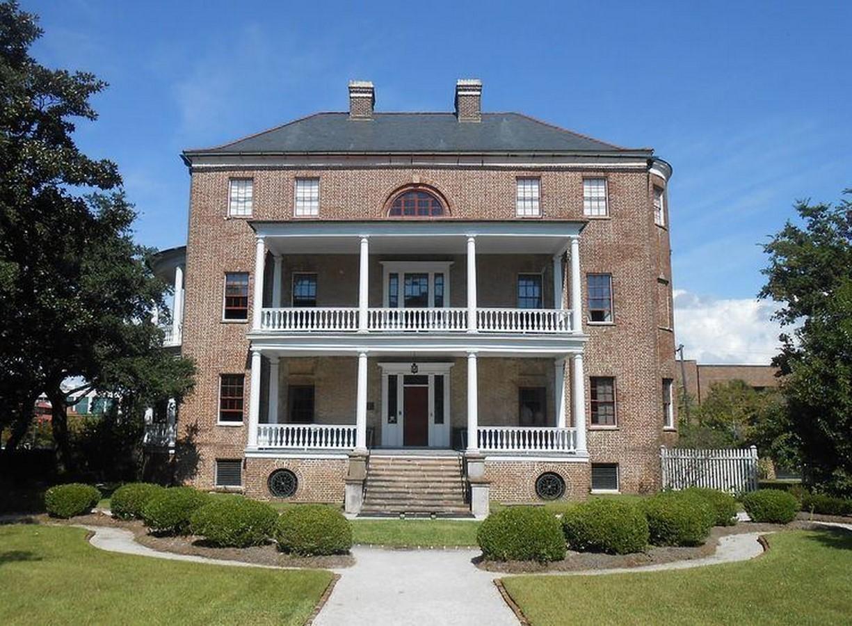 The Charleston Museum - Sheet
