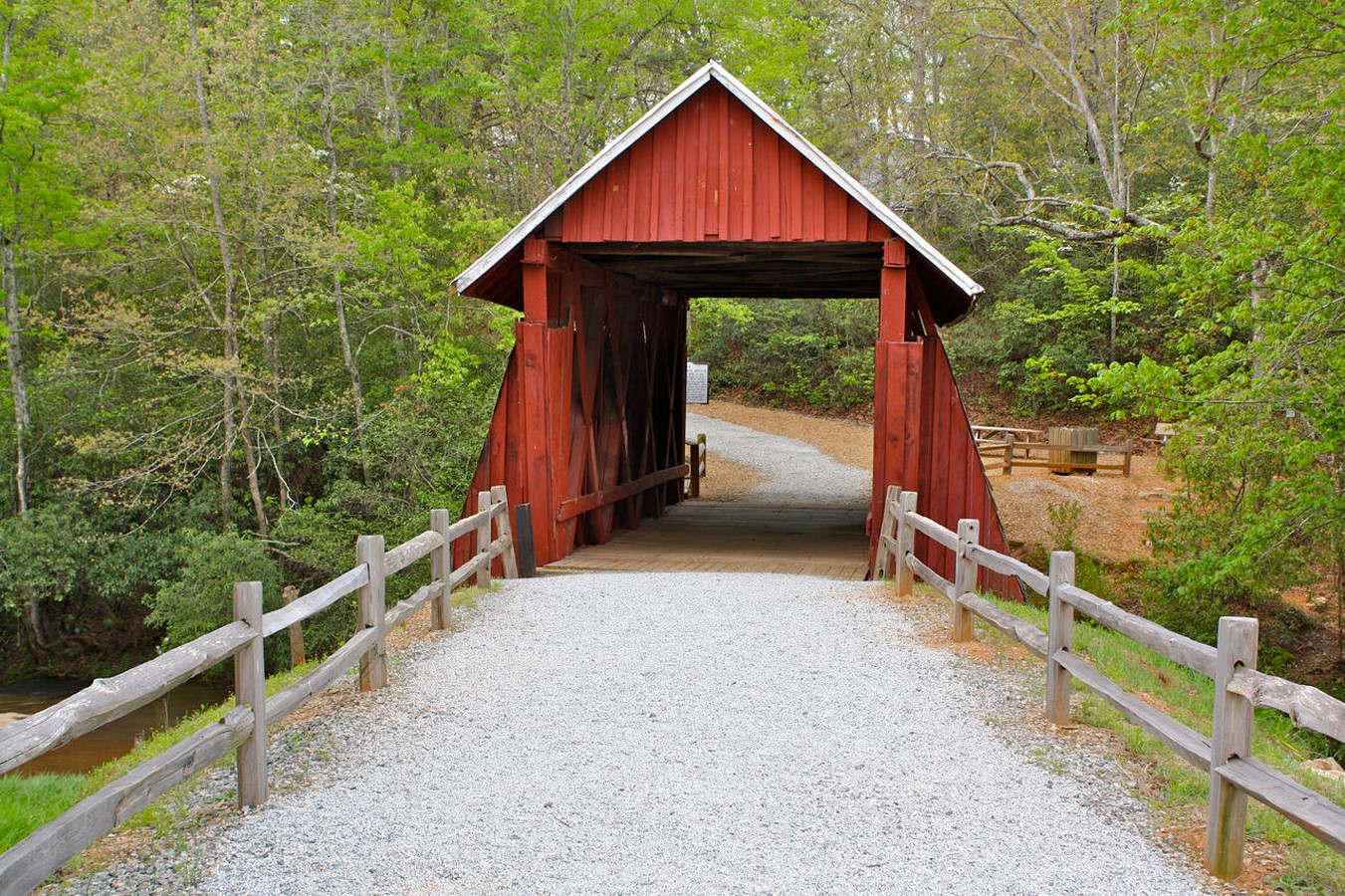 Campbell's covered bridge - Sheet2