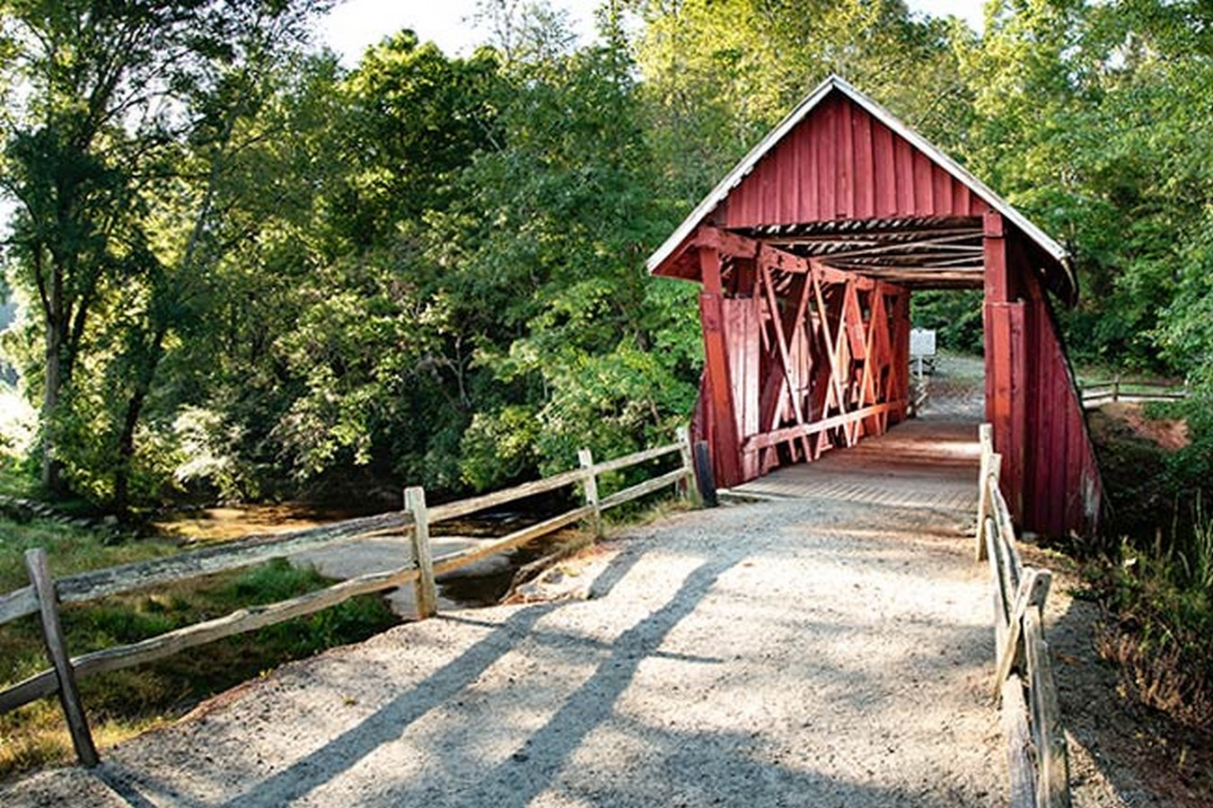 Campbell's covered bridge - Sheet4