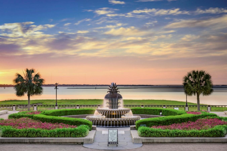 Joe Riley Waterfront Park - Sheet2