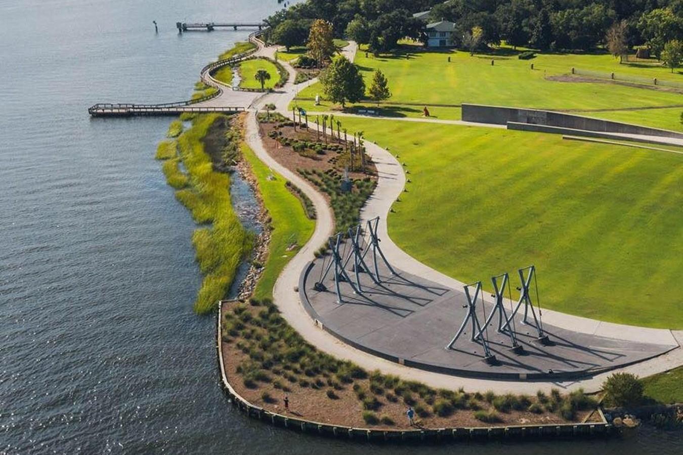 Joe Riley Waterfront Park - Sheet4