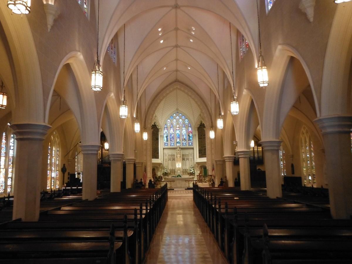 Churches of Charleston - Sheet3