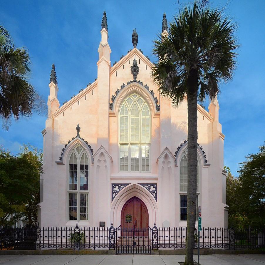 Churches of Charleston - Sheet6