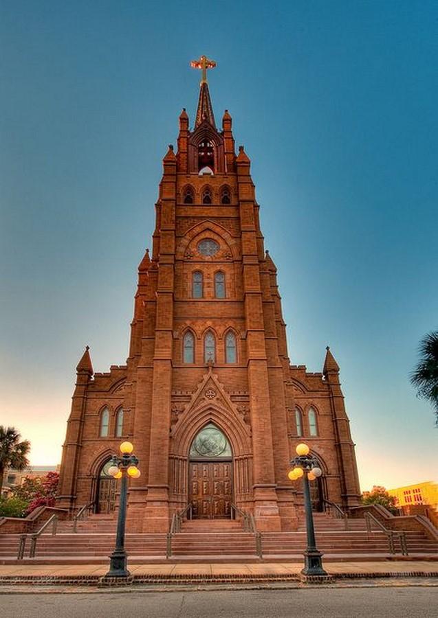 Churches of Charleston - Sheet8