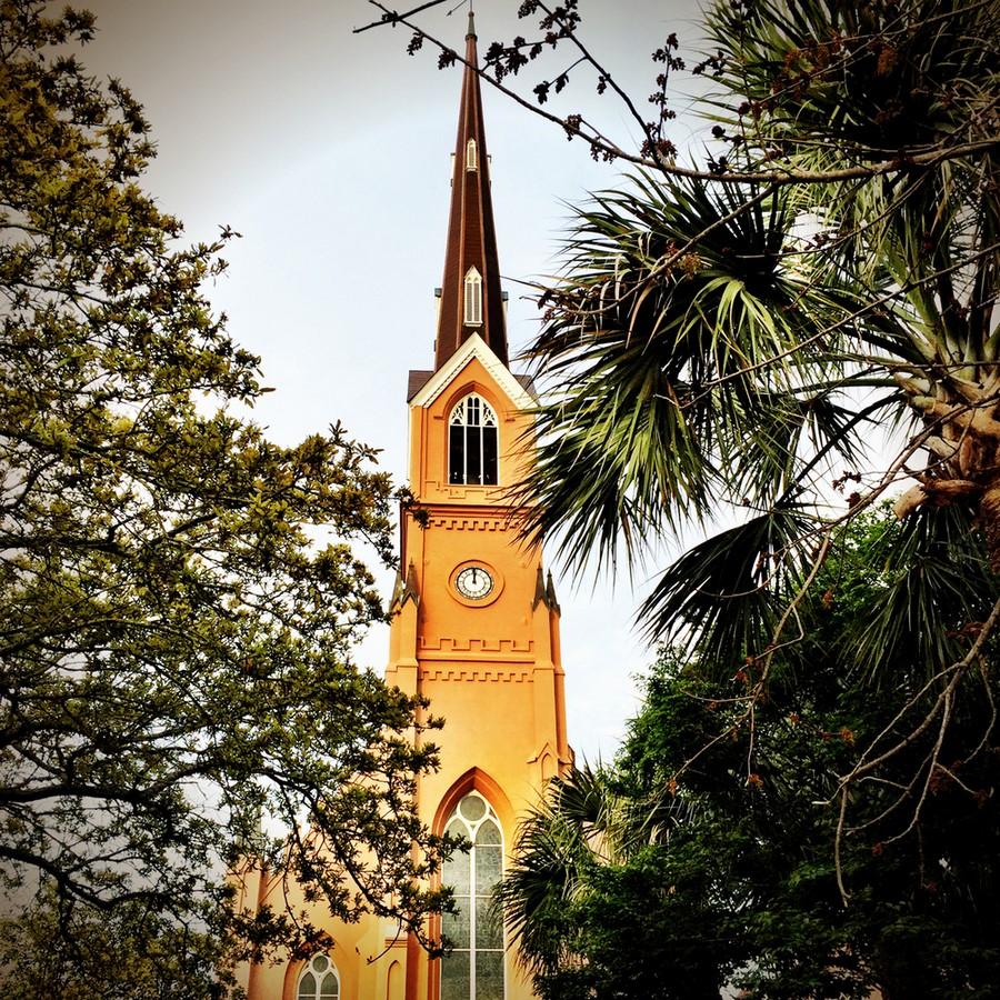 Churches of Charleston - Sheet11