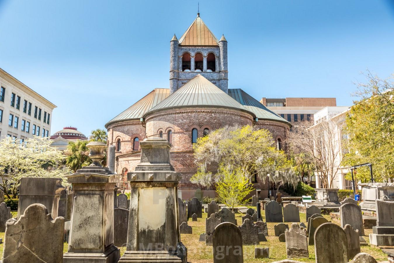 Churches of Charleston - Sheet16