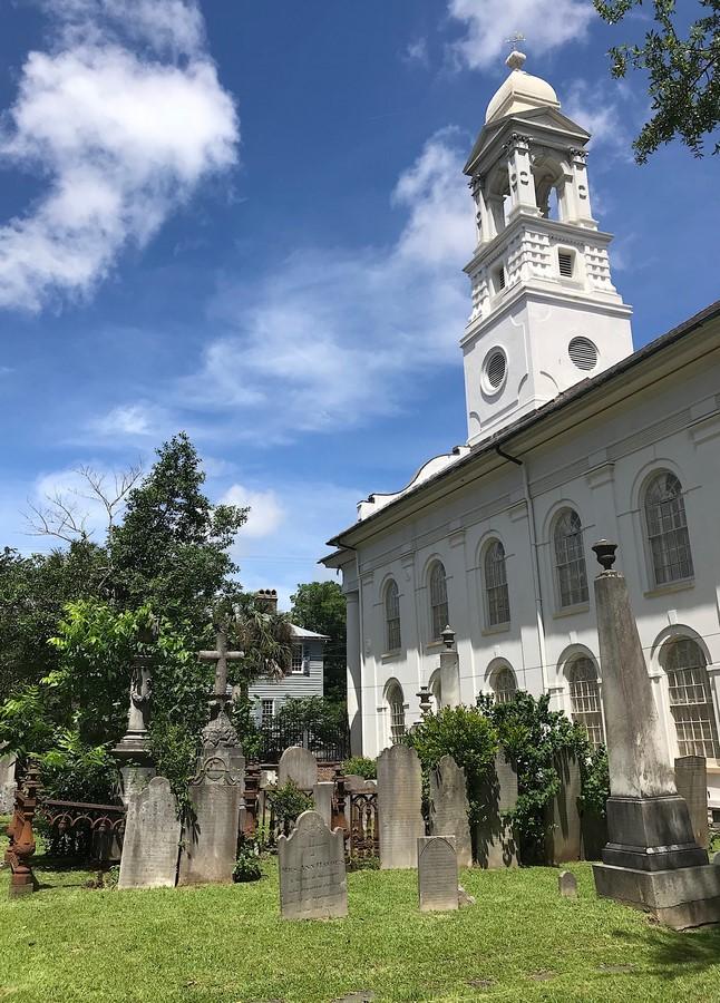 Churches of Charleston - Sheet21