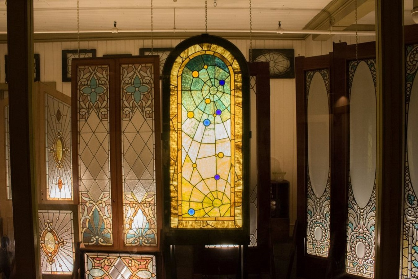 Winchester Mystery House, California, USA: Architectural Mystery - Sheet7