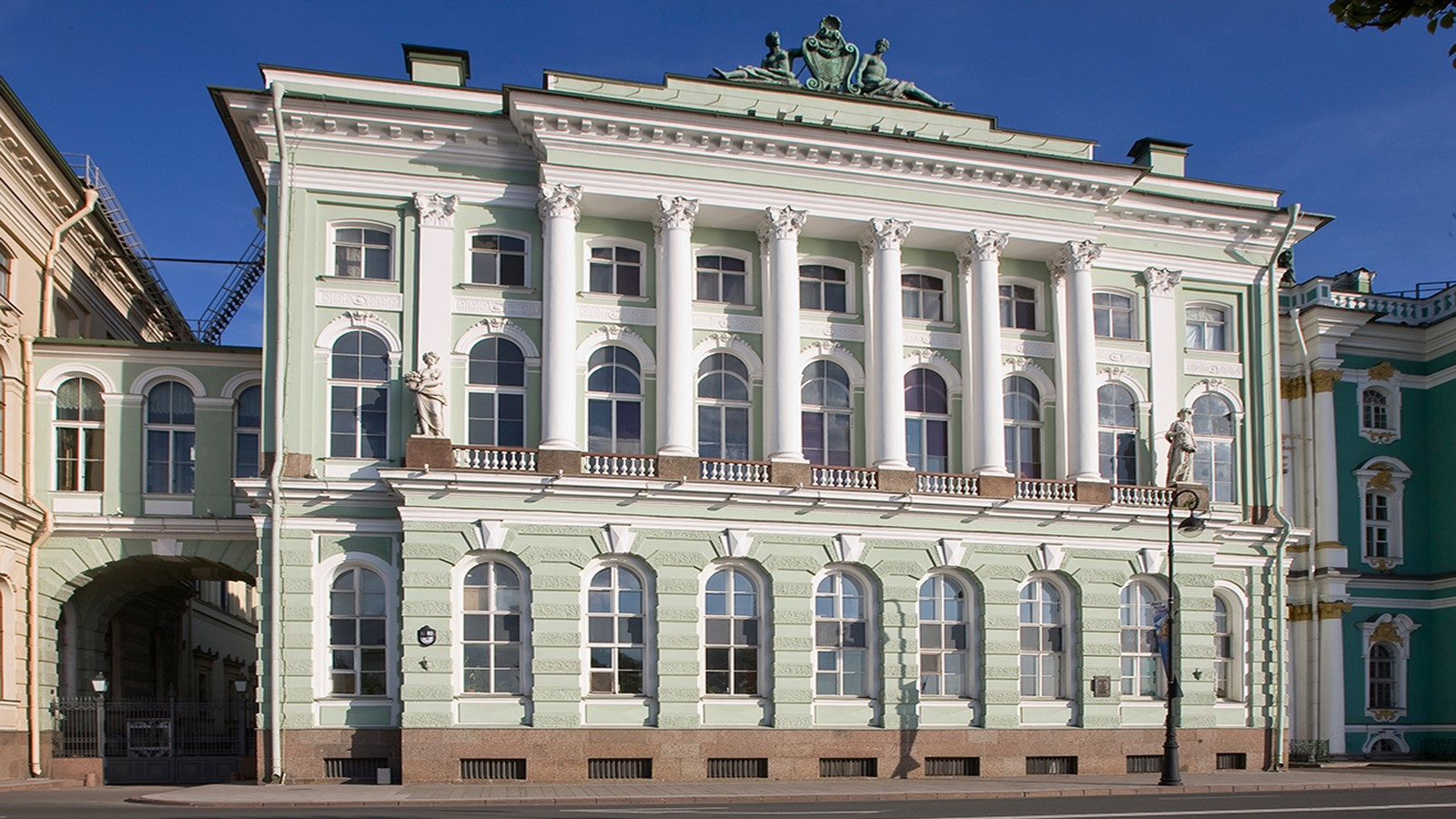 State Hermitage Museum by Francesco Bartolomeo Rastrelli: The second-largest art museum in the world - Sheet6