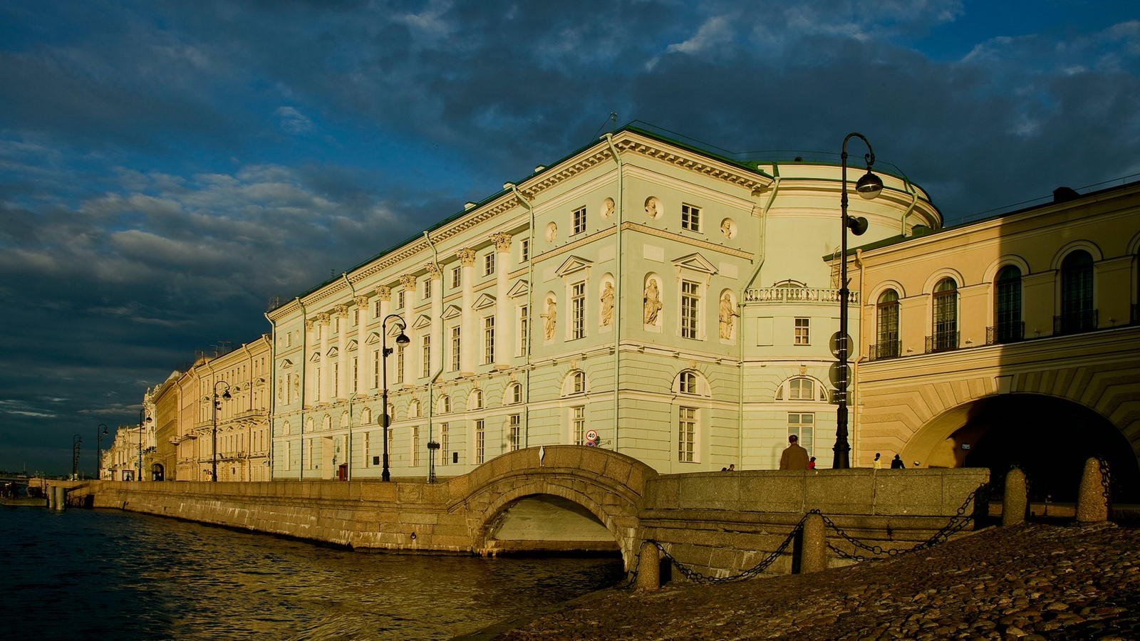 State Hermitage Museum by Francesco Bartolomeo Rastrelli: The second-largest art museum in the world - Sheet8
