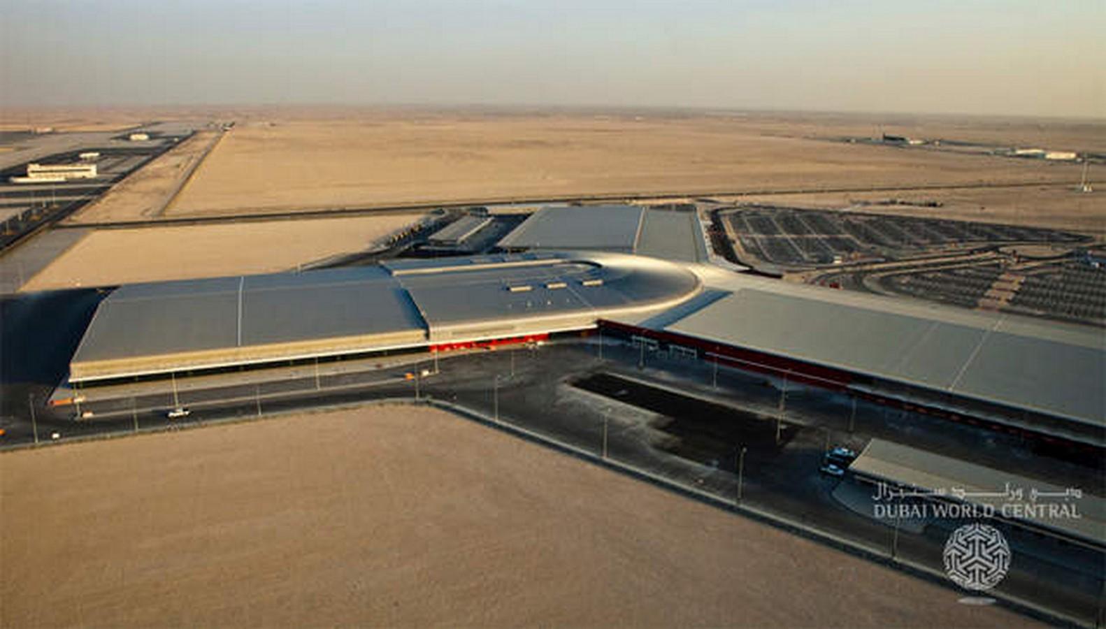Al Maktoum International Airport, Dubai: World's first purpose-built aerotropolis - Sheet3