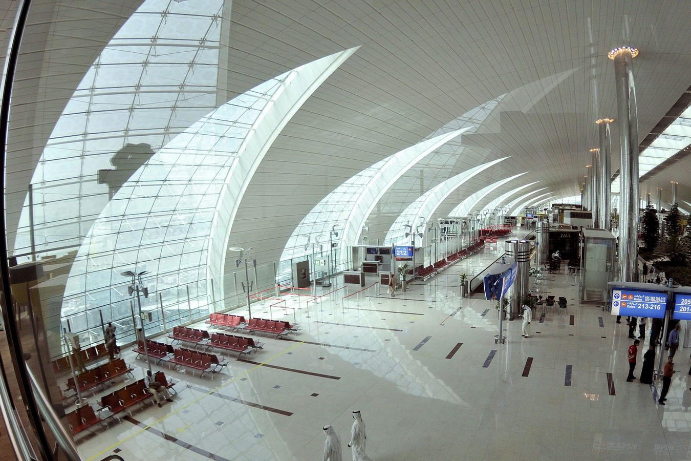 Al Maktoum International Airport, Dubai: World's first purpose-built aerotropolis - Sheet4