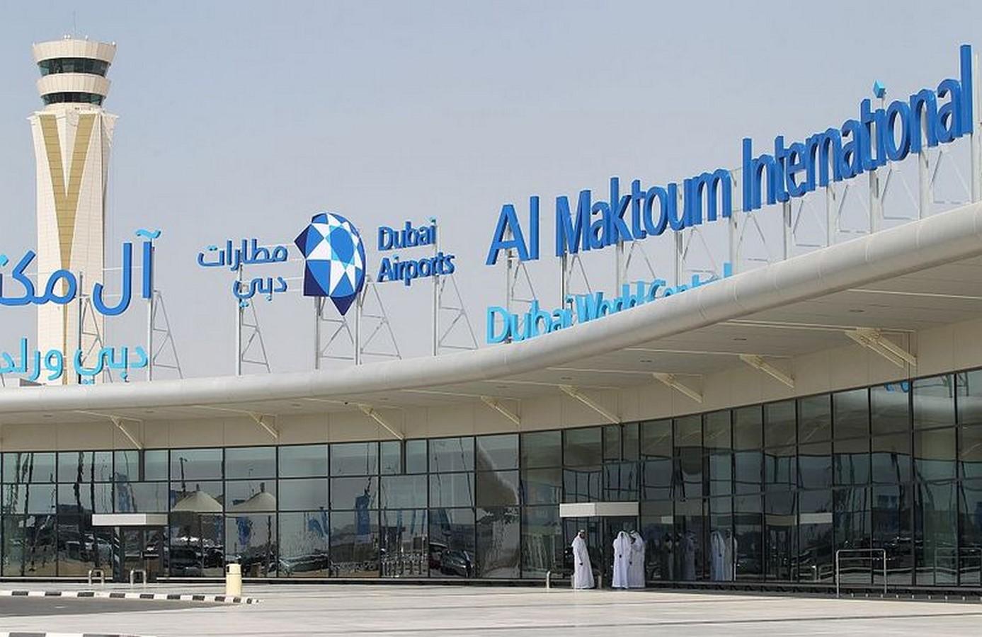 Al Maktoum International Airport, Dubai: World's first purpose-built aerotropolis - Sheet5