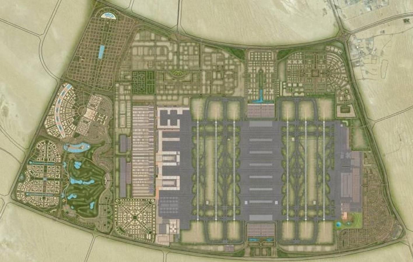Al Maktoum International Airport, Dubai: World's first purpose-built aerotropolis - Sheet6
