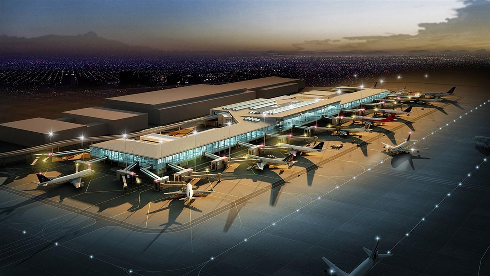 Al Maktoum International Airport, Dubai: World's first purpose-built aerotropolis - Sheet7