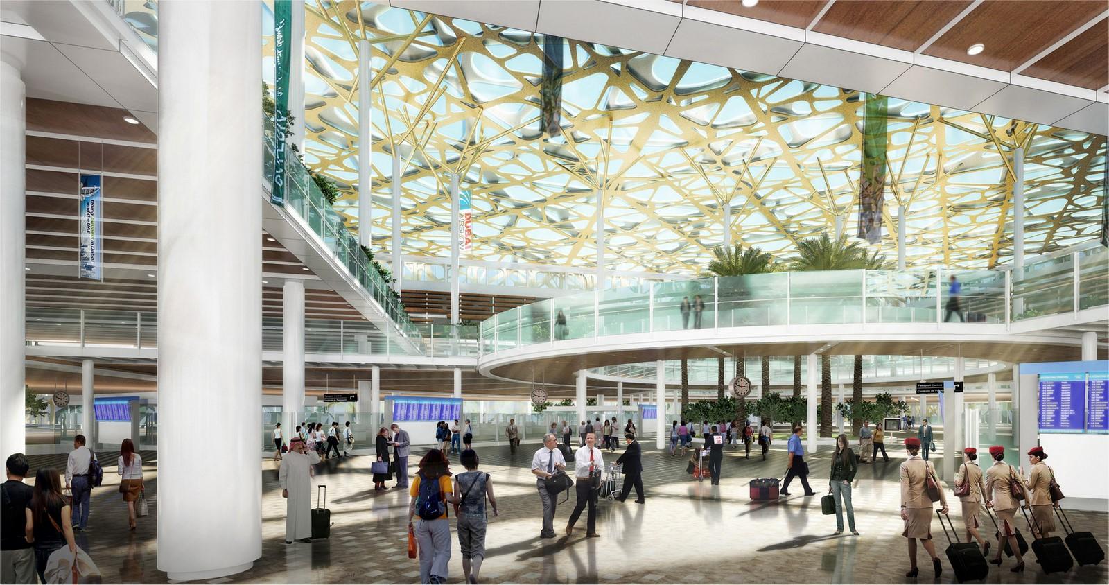 Al Maktoum International Airport, Dubai: World's first purpose-built aerotropolis - Sheet8